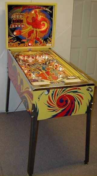 bally fireball pinball machine for sale craigslist
